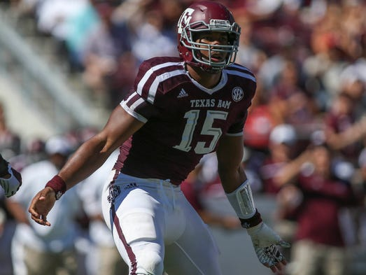 1. Cleveland Browns — Myles Garrett, DE, Texas A&M: