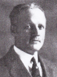 The Rev. George Kent, first full-time pastor of Ontario
