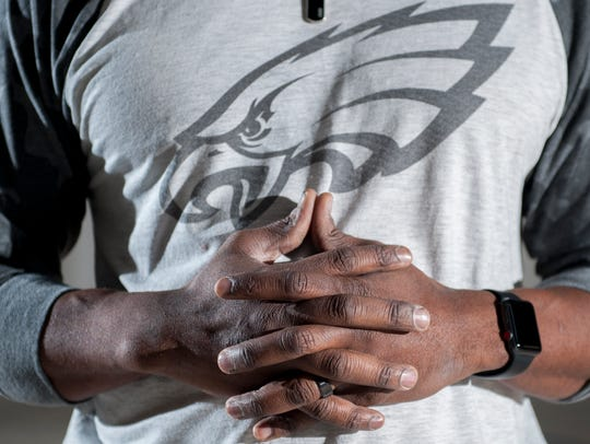"Pastor Ted Winsley Sr., pastor of The Family Church in Voorhees, has served as team chaplain for the  Eagles for 17 years. Before the Super Bowl, he said he will pray with the team, asking that they ""play fearlessly"" and for God's glory."