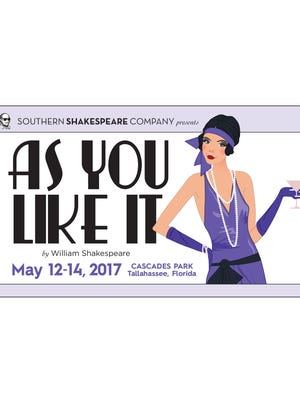 """""""As You Like It"""" is the 2017 show for the Southern Shakespeare Festival."""