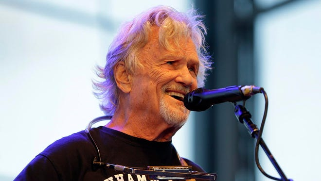 After performing at Summerfest last June, celebrated country singer-songwriter Kris Kristofferson returns to Milwaukee Thursday to headline the Pabst Theater.