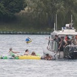 Port Huron Float Down invasion gets worldwide attention