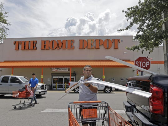 Earns The Home Depot