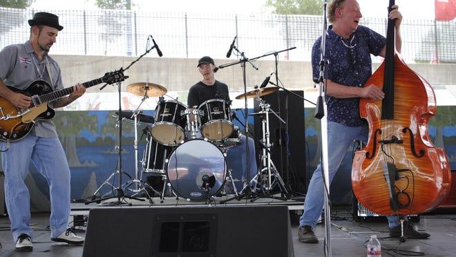 Dragstrip Phantoms will perform at Red River Revel 2015.