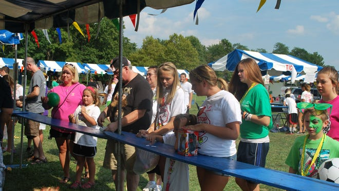 This year's Cincy Kids 4 Kids carnival is Saturday, Sept. 9, in Union Township's Veterans Memorial Park at the corner of Clough Pike and Glen Este-Withamsville Road.