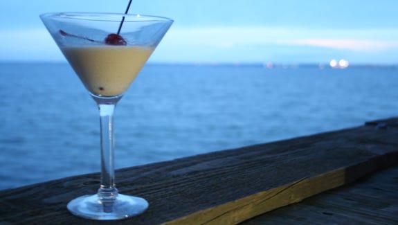 Abandon Ship cocktail.