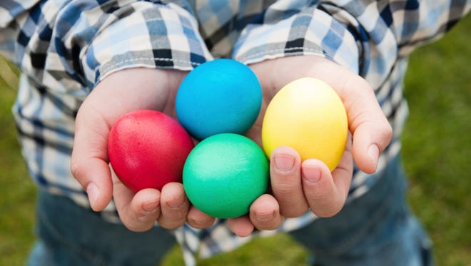 Looking for an egg hunt this Easter? There are plenty happening throughout the Upstate.