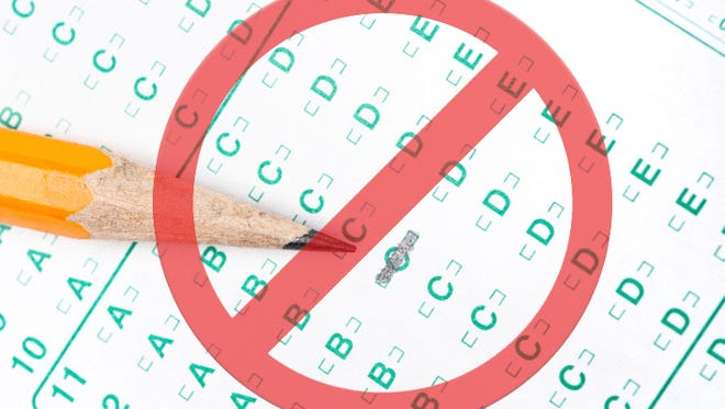 """Teaching Not Testing has created an online petition calling for the Lee school board to follow through with its interest to """"opt out"""" the district from """"high stakes"""" standardized testing."""