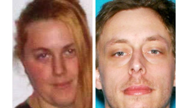 Amanda and  Jerad Miller died after shooting two police officers and a bystander in Las Vegas.