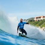 C.J. Hobgood of Satellite Beach has enjoyed 17 years on pro surfing's elite circuit.