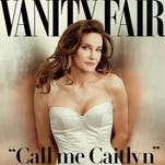 """This 2015 image provided by courtesy of E! shows Caitlyn Jenner in the first official promotional trailer for the new documentary series, """"I Am Cait."""""""