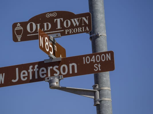 Old Town Peoria