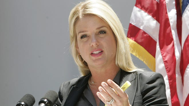 FILE: Florida Attorney General Pam Bondi.