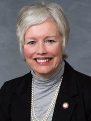 Rep. Susan Fisher, D-Buncombe