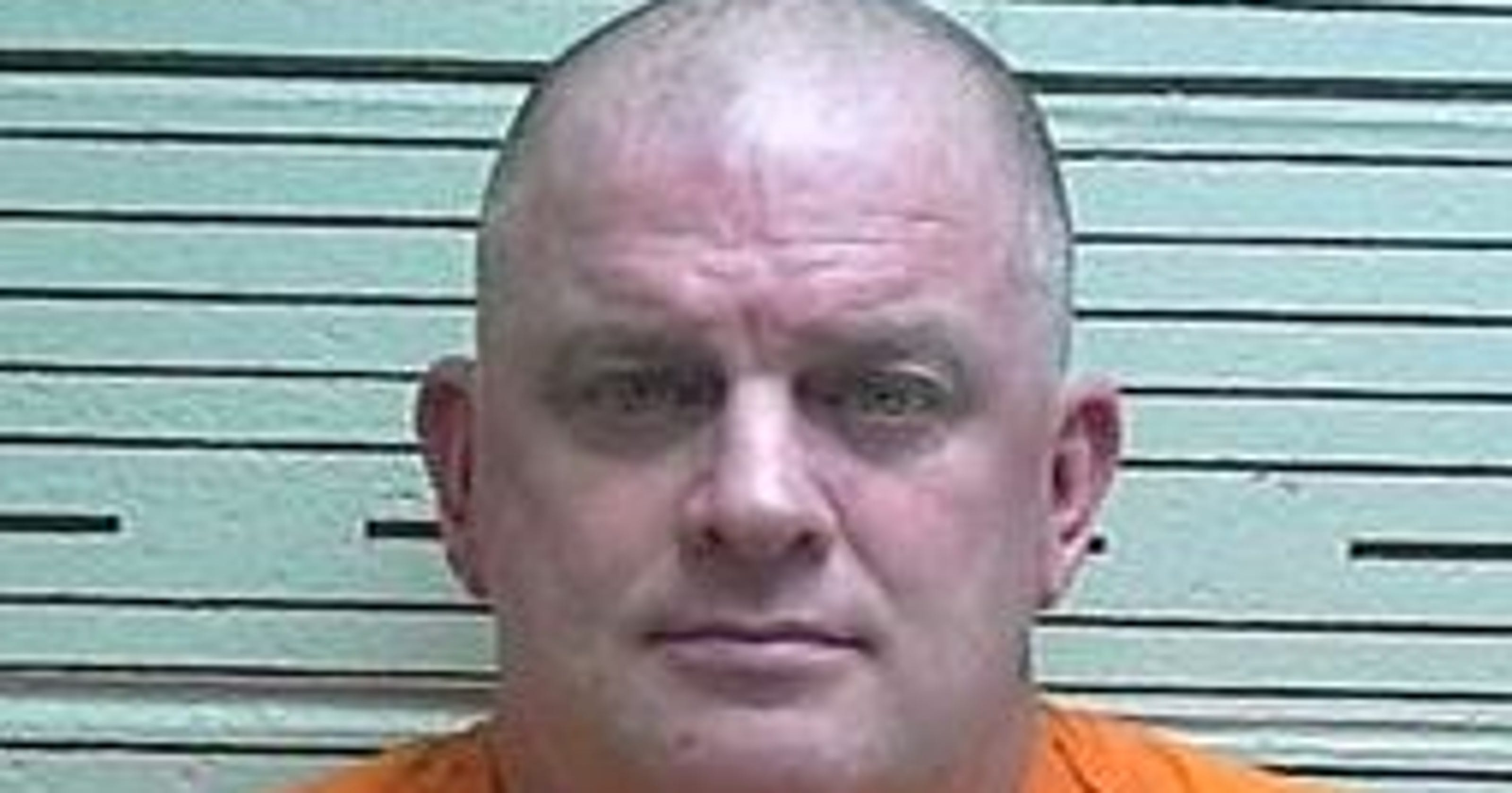 Ex-Prattville cop Tod Townson sent back to jail on