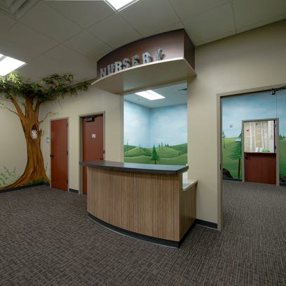 Highland church to display new children's wing
