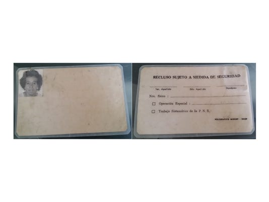 Possible Cuban ID card