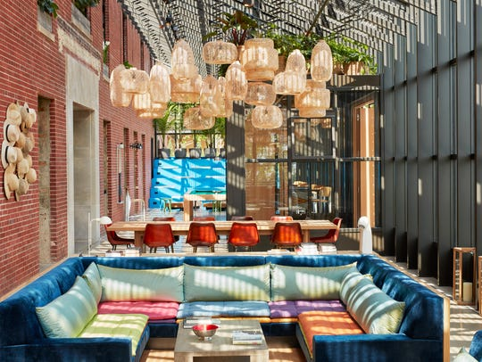 The Asbury Hotel in Asbury Park, New Jersey, is one of the 15 most incredible hotels in the USA, according to Fodor's Travel. The hotel hosts a Galentine's event on Wed. Feb. 13.