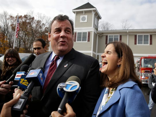 NJ Governor