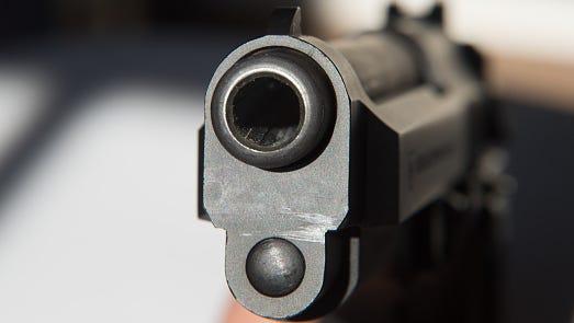 Pistol muzzle