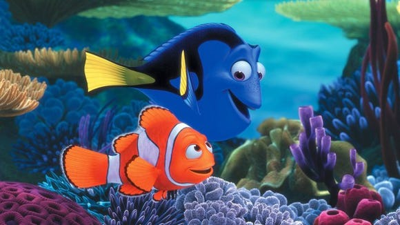 Finding Dory is now available to stream on Disney+