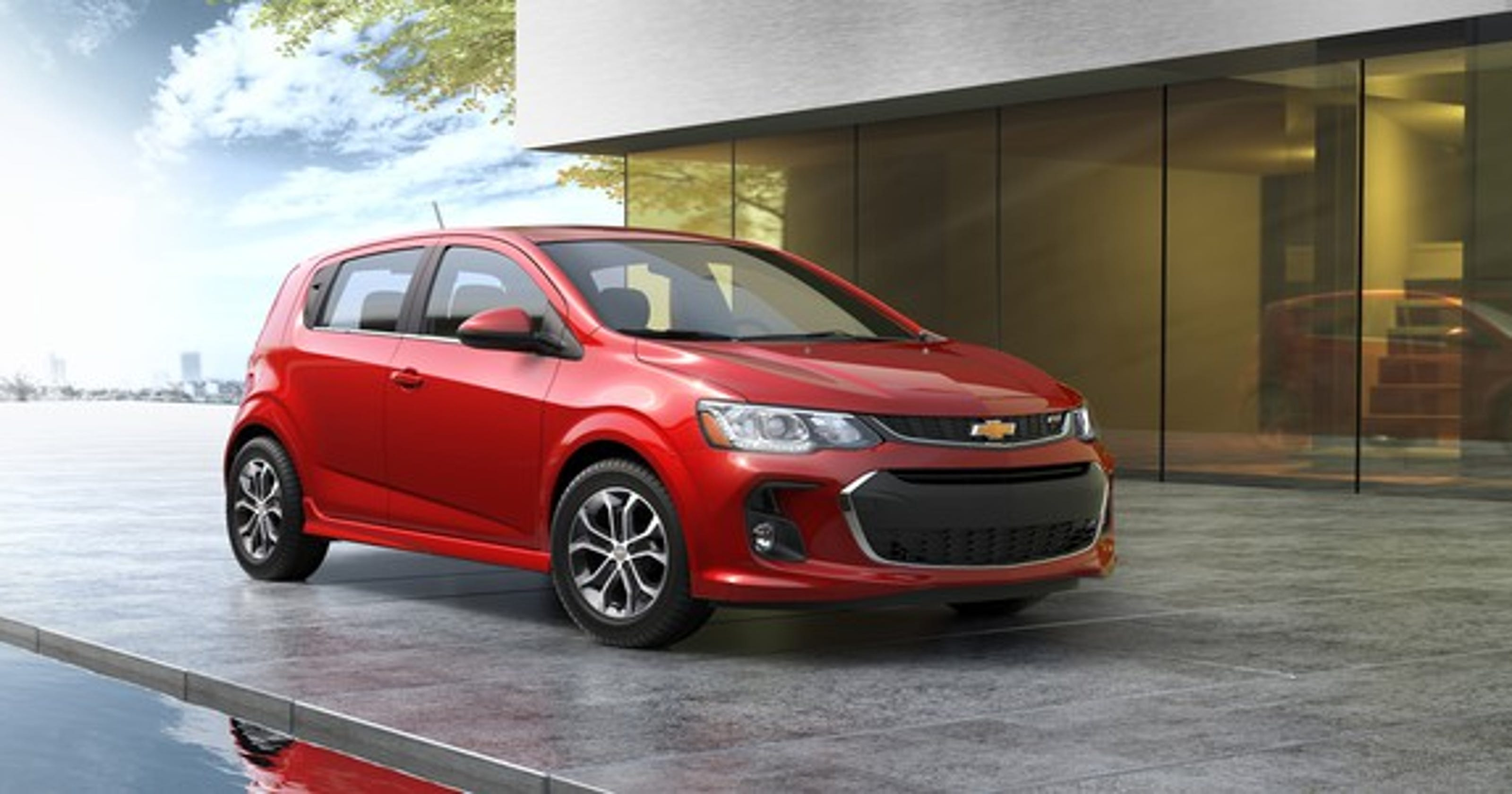 Build Your Own Custom Ford Vehicle Damerow Ford >> Gm S Chevrolet Sonic Ford S Fiesta Taurus To Be Killed Report Says