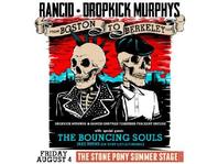 Enter to Win Dropkick Murphys & Rancid Tickets