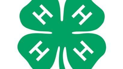 4-H emblem is a four-leaf clover.
