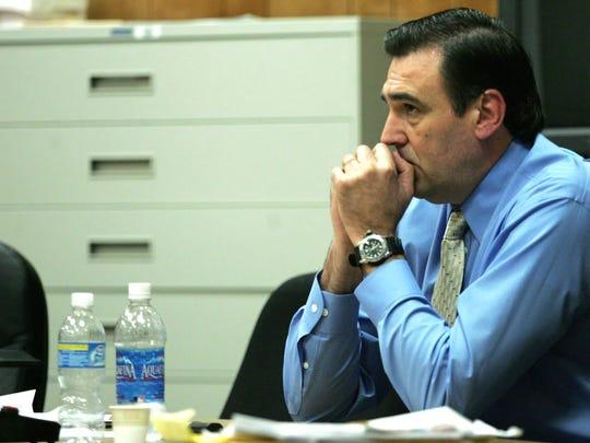 Manuel Avila in court in June 2010.