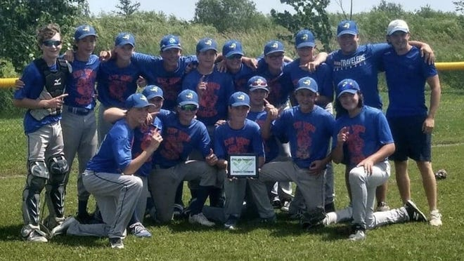 The EUP Junior Wood Ducks won the GFL tournament this past weekend at Rudyard. The Jr. Wood Ducks went 2-0 at the tourney, with wins over GFL and Grayling.