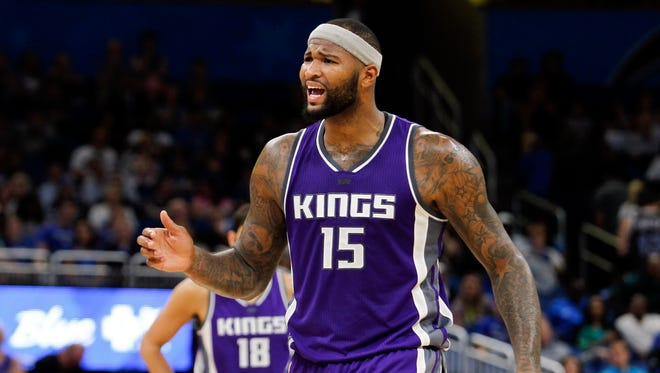 DeMarcus Cousins is averaging 27.8 points and 10.6 rebounds a game this season.