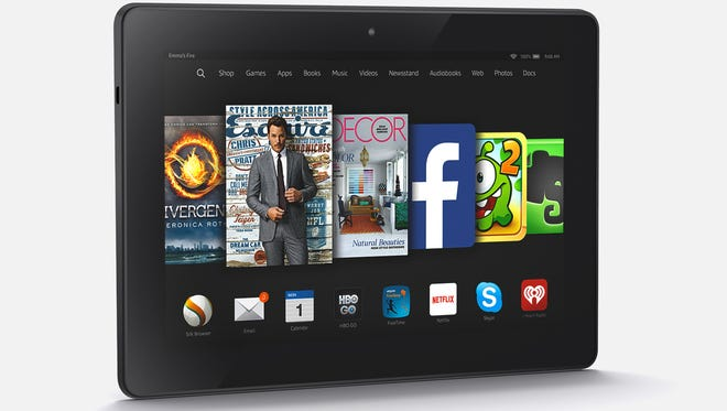 Amazon's flagship Kindle HDX 8.9 comes with a faster quad-core processor than its predecessor.