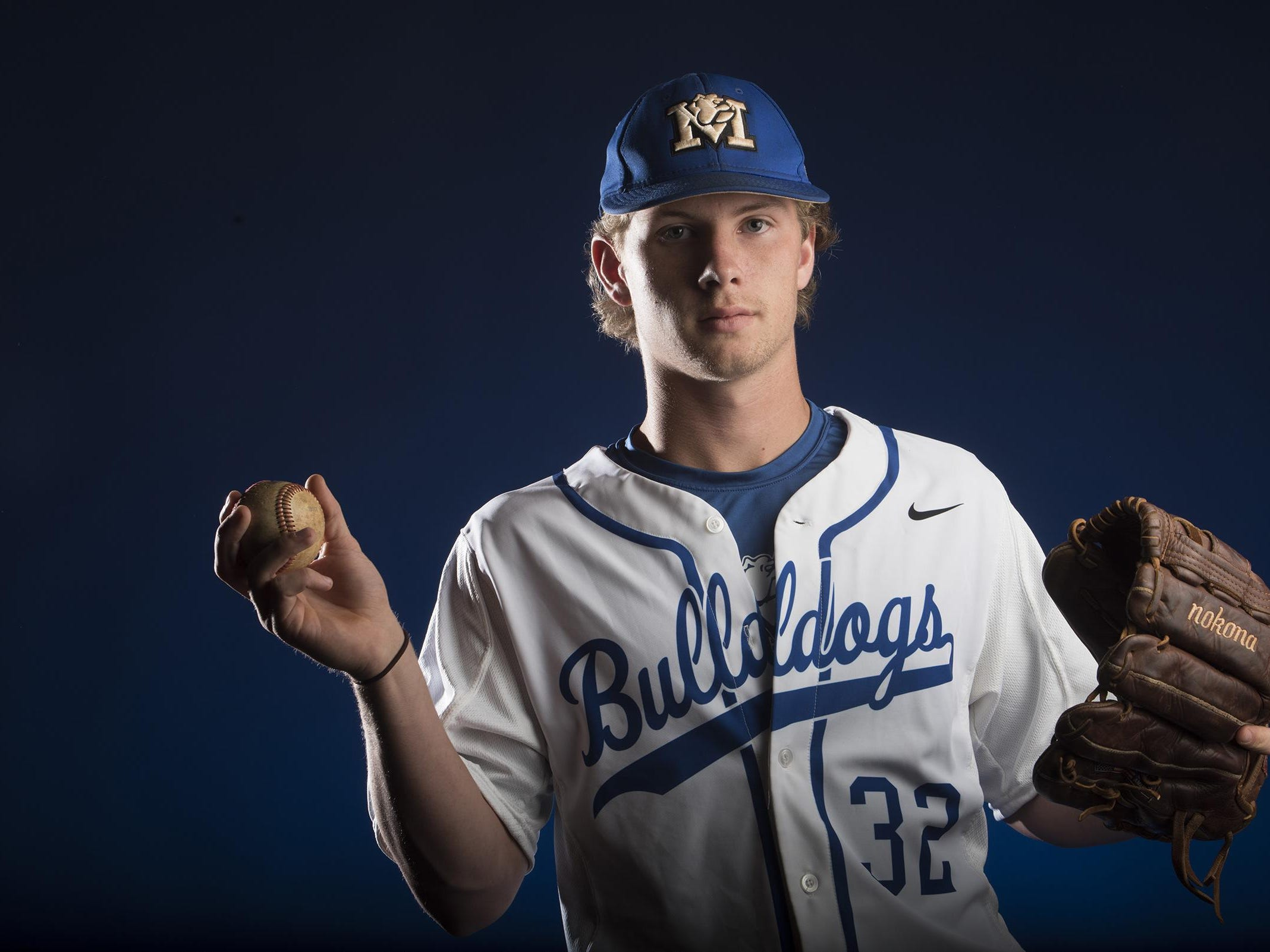 Marbury's Jared Nixon batted .549 with 10 home runs and 40 RBIs.