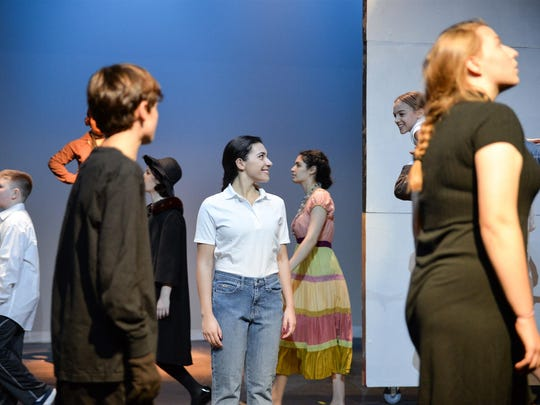 "Tower Hill's production of ""Flyer"" ran Oct. 28-Oct. 30."