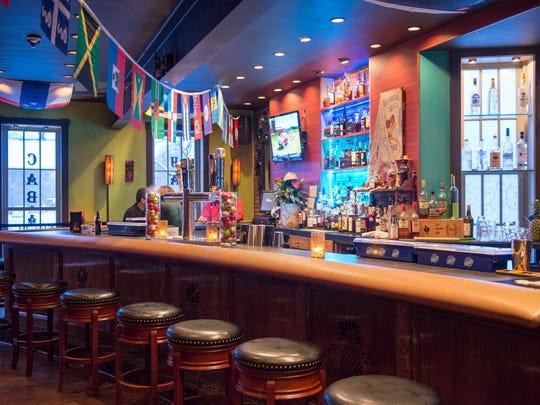 Havana Cabana, at 289 Alexander St., had a bar stocked with 125 rums.