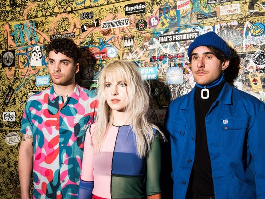 "Paramore will play its ""last show for a while"" at Municipal Auditorium on Friday."