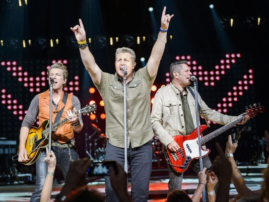 Rascal Flatts Performance