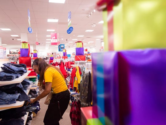 JCPenney's Eastdale Mall store expects crowds for the back-to-school shopping season.