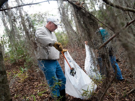 Swift River Clean Up