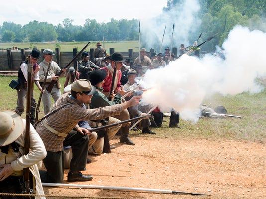 Battle of Selma 150th Anniversary 01