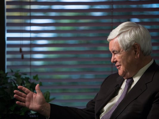 XXX _ CAPITAL DOWNLOAD WITH NEWT GINGRICH _13531.JPG USA DC