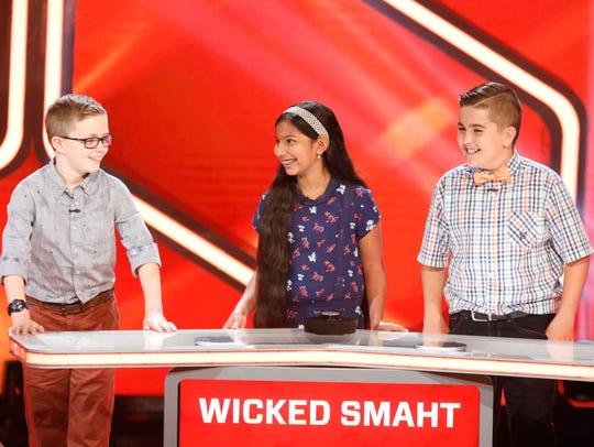 Team Wicked Smaht:  GENIUS JUNIOR -- Episode 106 --