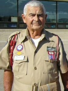 """Maynard L. """"Beamy"""" Beamesderfer was one of the legendary Pathfinders during D-Day in World War II."""