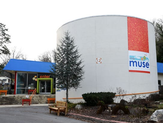 The Muse Knoxville at 516 N. Beaman St.