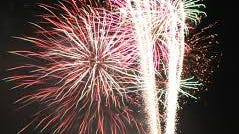 File- Fireworks show at Rolla Lions Club's annual carnival.