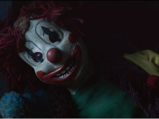 """A child's' toy takes on terrifying dimensions when apparitions invade a family's home in """"Poltergeist."""""""