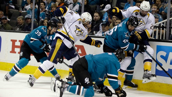 The Predators want to avoid falling into a 2-0 hole