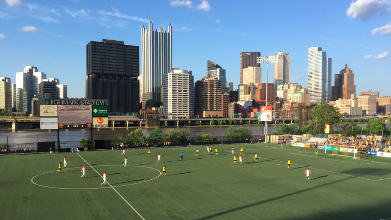 FC Cincinnati beats Pittsburgh Riverhounds SC 3-1 in U.S. Open Cup third round