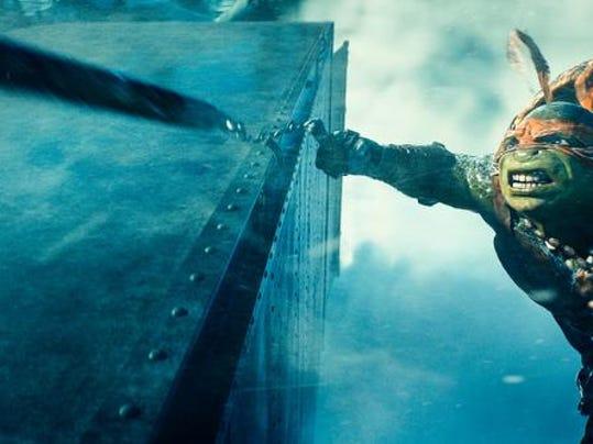 Film Review Teenage Mutant Ninja Turtles