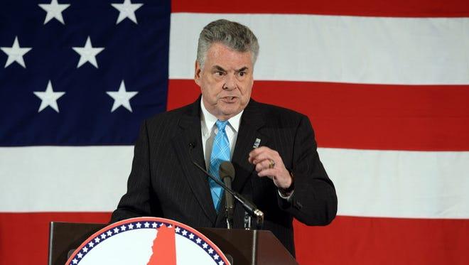Rep. Peter King, R-N.Y.